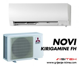 Mitsubishi Electric Kirigamine FH novi
