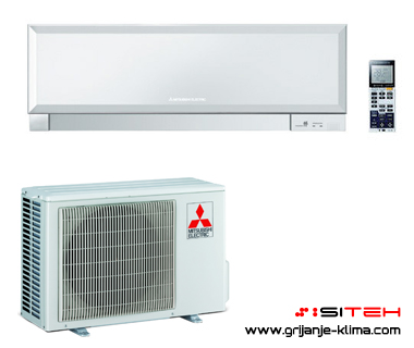 Mitsubishi Electric Kirigamine Zen Inverter
