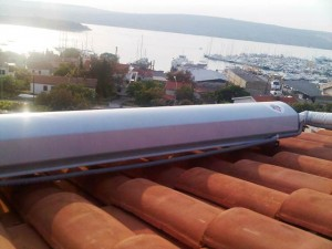 ACV solarni vakumski kolektori instaliranje