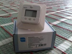 Ensto LCD termostat podno grijanje