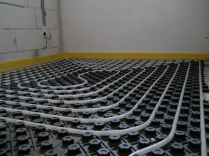 Floortec podno grijanje