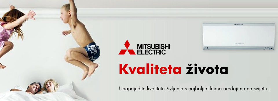 Mitsubishi Electric kvaliteta života
