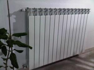 Montaža aluminijskih radijatora