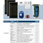 Bosch solarni paket Basic 3