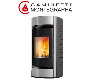 Caminetti Montegrappa peći na drva centralno grijanje