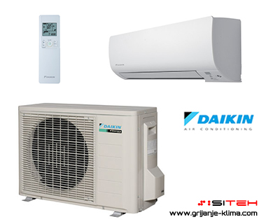 Daikin Professional FTXS Inverter