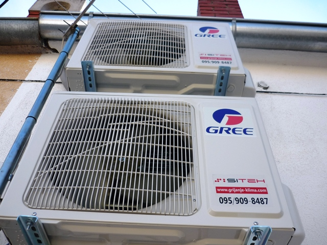 Montaža Gree klima uređaja Šibenik