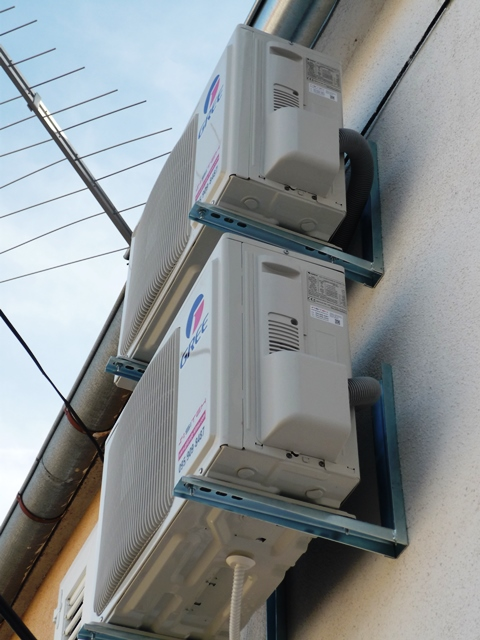 Montaža Gree klima uređaja apartmani
