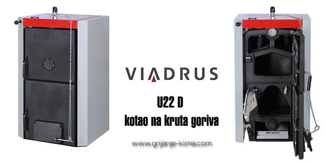Viadrus U22 D kotlovi na kruta goriva