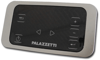 Palazzetti Dynamic Combustion Control