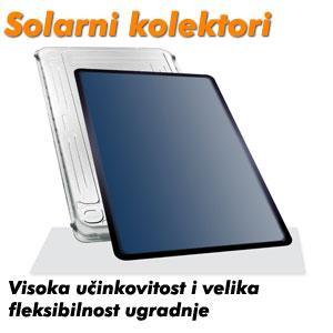 Sonnenkraft solarni kolektori