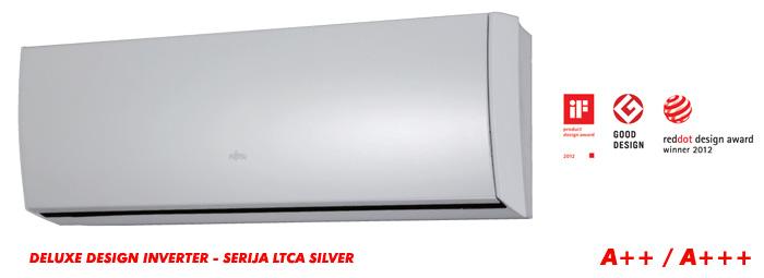 Fujitsu Design Inverter LTCA