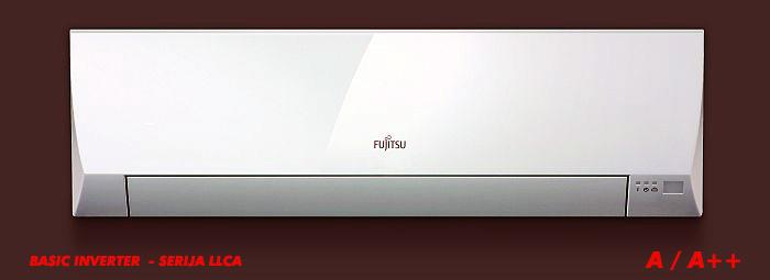 Fujitsu Basic Inverter LLCA