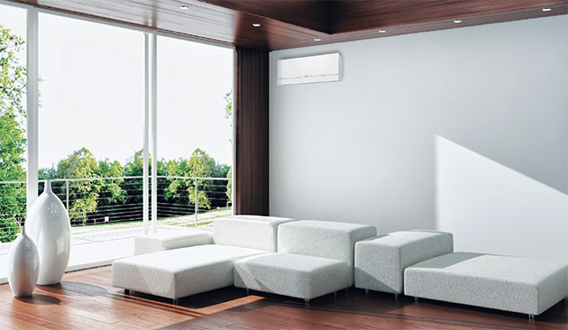Mitsubishi Electric Lossnay rekuperator zraka