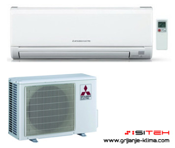 Mitsubishi Electric Super DC Inverter
