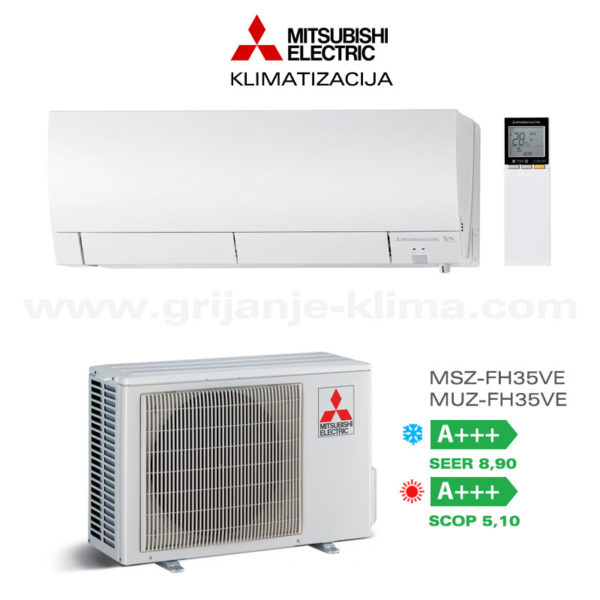 Mitsubishi Electric FH35VE