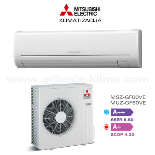 Mitsubishi Electric GF60VE
