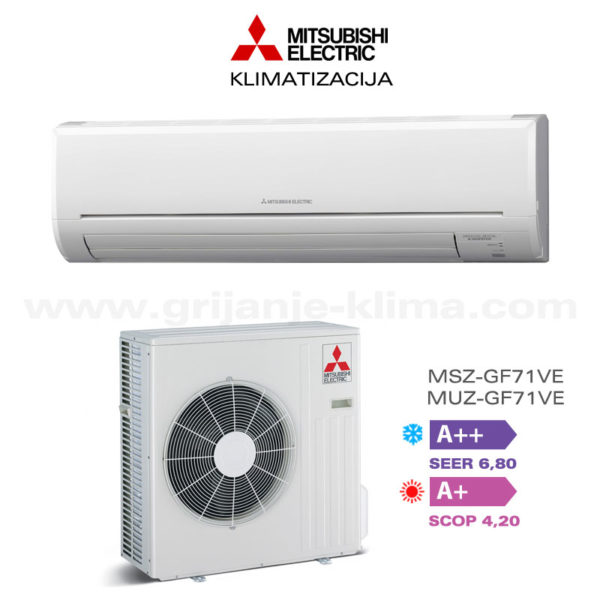 Mitsubishi Electric GF71VE