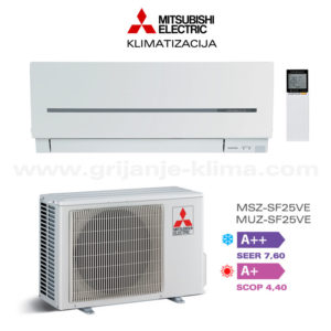 Mitsubishi Electric SF25VE