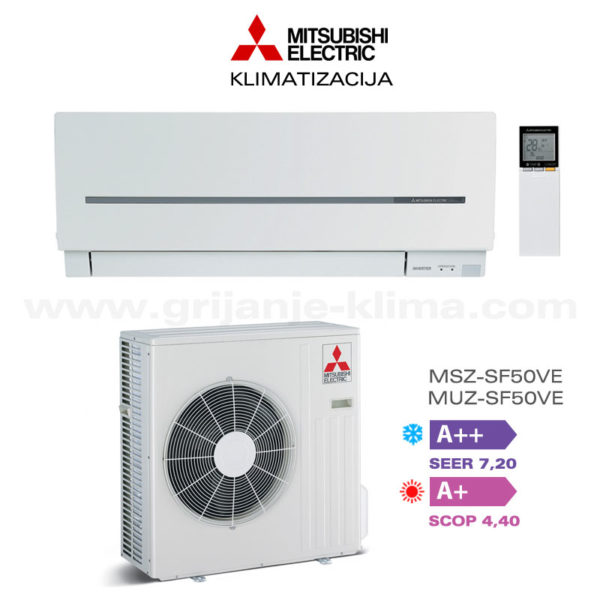 Mitsubishi Electric SF50VE