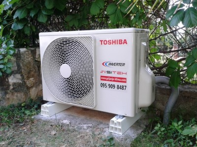Toshiba Suzumi plus ras18 vanjska