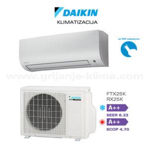 daikin-ftx25k-wifi-rx25k