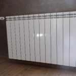 lipovica aluminijski radijator