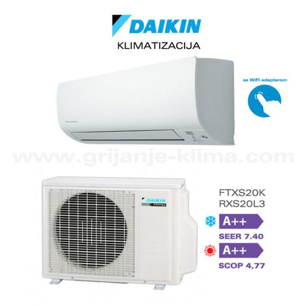 daikin-ftxs20k-wifi-rxs20l3