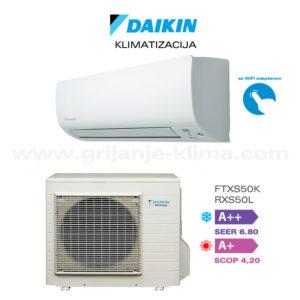 daikin-ftxs50k-wifi-rxs50l